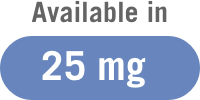 Enbrel® (etanercept) single dose vial is ready to use without preparation and ideal for patients who require weight-based dosing. Available in 25 mg